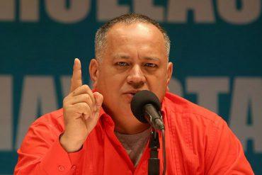 ¡LO ÚLTIMO! Cabello ofrece rueda de prensa y responde a Capriles y Allup (él jura que quedó a cargo) (+Video)