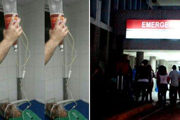 ¡NO LO VAS A CREER! Con esto controlan la hipoglicemia en el Hospital Universitario de Maracaibo