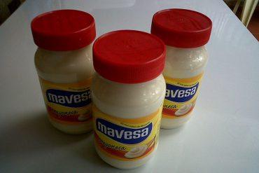 ¡A LLORAR AL VALLE! Interrumpen producción de mayonesa por falta de aceite de soya