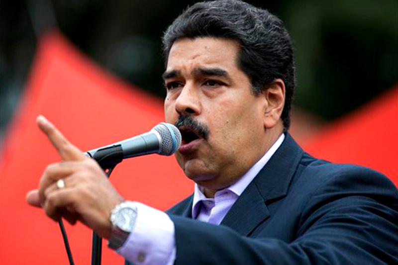 Presidente Nicolás Maduro. Foto: AP