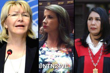 ¡JUSTICIA IMPLACABLE! Revelan lista de posibles sancionados por EE.UU (¡Susana Barreiros no se salvó!)