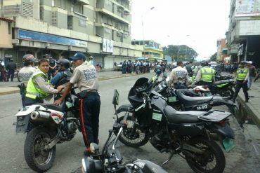 ¡ENTÉRATE! En Maracay dos hombres intentaron robar un banco y los capturaron