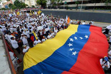 """¡ENTÉRATE! Estos son los puntos de concentración por estado de la """"Toma de Venezuela"""""""