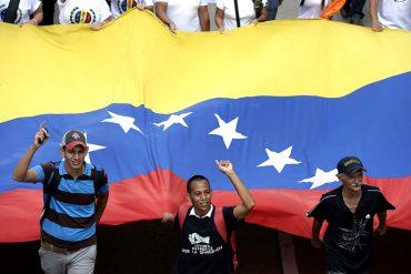 """¡PA' LA CALLE! Estos son los puntos de concentración para la """"Toma de Venezuela"""" del 26 de octubre"""