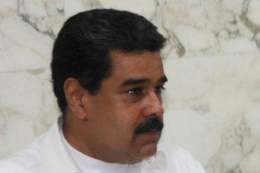 ¡MALOS MODALES! El gesto de Maduro contra el rey de España y Mauricio Macri (+Foto)