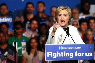 ¡PICA Y SE EXTIENDE! Hillary vuelve a salir en defensa de Alicia Machado tras último ataque de Trump (+Video)