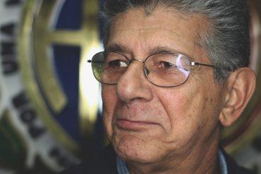 ¡TIENE SUS SEGUIDORES! 3 de cada 5 venezolanos aprueban la gestión de Ramos Allup como presidente de la AN