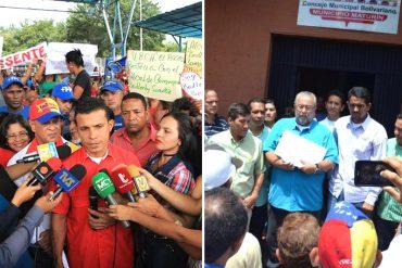 """¡GOLPE EN ARAGUA Y MONAGAS! Chavismo designó """"a lo bravo"""" alcaldes en dos municipios"""