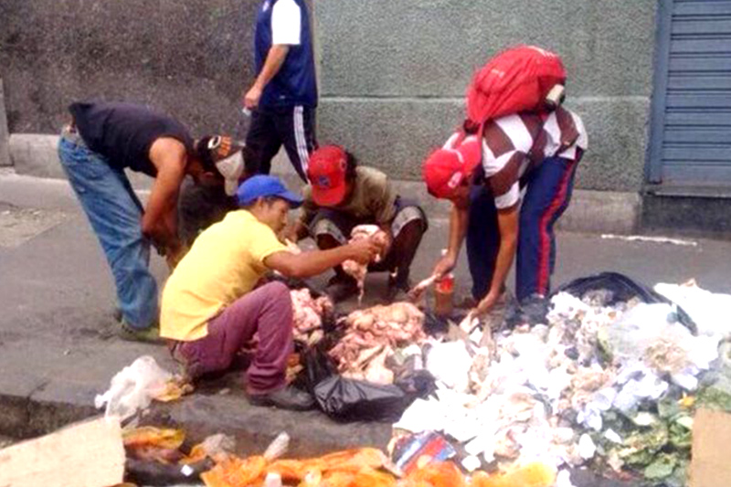 Foto: Venezuela Unidos somos más en Facebook / @imag3n