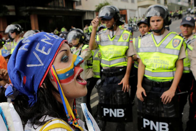 Créditos: REUTERS / Henry Romero