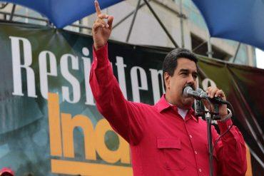 ¡ÚLTIMA HORA! Maduro anunció 40% de aumento del salario mínimo integral desde el 1 de noviembre