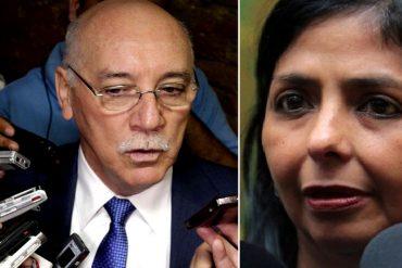 ¡ADIÓS, DELCY! Venezuela quedará suspendida y sin voz en Mercosur el 1-D, dice Paraguay
