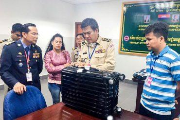 ¡OTRA RAYA PA'L TIGRE! Detienen a una venezolana con más 1,3 kilos de cocaína en Camboya