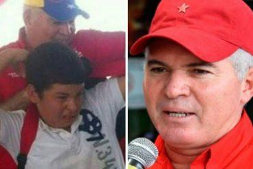 """¡AQUÍ TE LO CONTAMOS! Mata Figueroa aclara el """"forcejeo"""" con niño del morral (+Video)"""