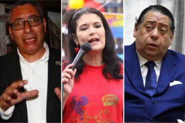 ¡SE MATAN ENTRE ELLOS! Sentencia del TSJ sobre recolección del 20% divide al oficialismo (Ay, Nico)