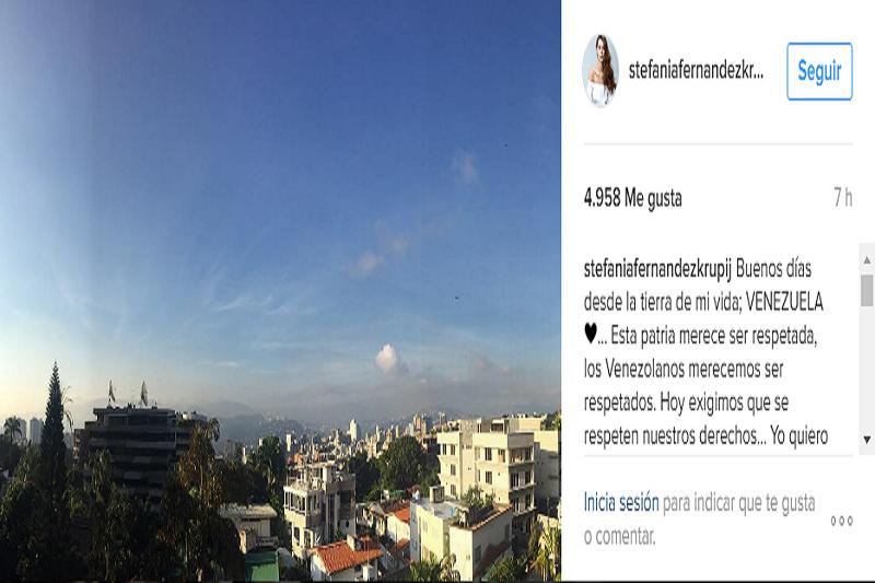 Foto: Captura Instagram