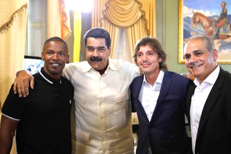 Foto: Prensa Presidencial Ven