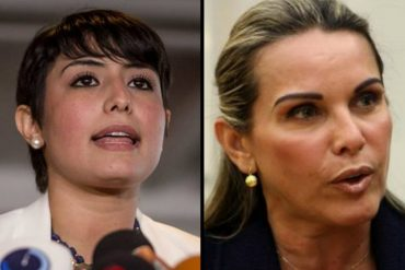 ¡SE PRENDIÓ LA MECHA! La crítica de Patricia de Ceballos a Eveling Trejo por firmar presupuesto de Maduro (+Video)
