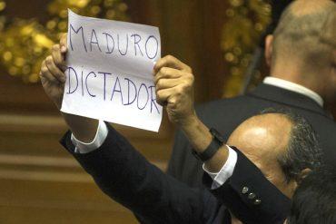 ¡ES CONTIGO, NICOLÁS! Desde Aporrea: Presidente, hable claro, ¿ya estamos en dictadura?