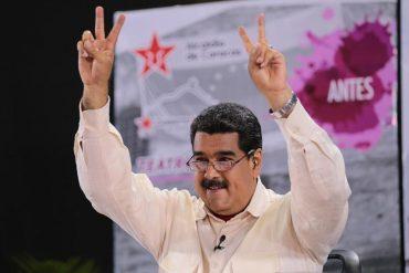 """¿LOBO VESTIDO DE OVEJA? Maduro dice tenderle """"la mano y la palabra a la MUD"""" para conversar"""