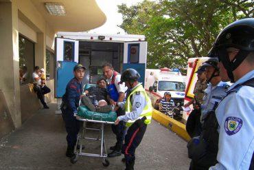 ¡Y LA IRIS NO DA LA CARA! Habría dos fallecidos tras situación de rehenes en Politáchira