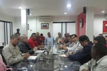 ¡INCONSTITUCIONAL! Psuv designa ilegalmente a nuevo alcalde encargado en Ciudad Guayana