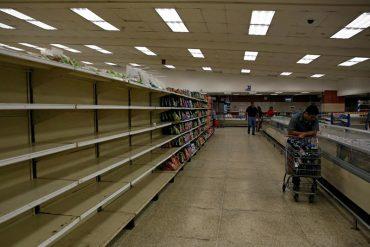 ¡DA MIEDO! Supermercados supervisados por la Sundde paralizan pedidos a proveedores