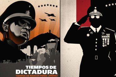 ¡TE LLENARÁ DE CORAJE! Tiempos de dictadura: Los últimos días de Pérez Jiménez (+Documental completo)