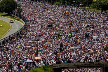 ¡AQUÍ ESTÁN! Las imágenes más impactantes de la Toma de Venezuela que dan la vuelta al mundo