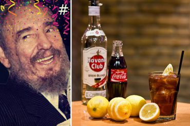 ¡NO GUSTARÁ A MADURO! La etiqueta que se impuso en Twitter para celebrar la muerte de Fidel Castro