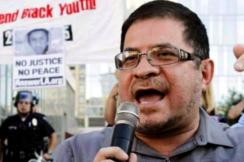 Ricardo Moreno. Foto: Aporrea