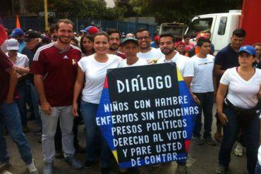 ¡SIN MIEDO! María Corina Machado: Al régimen primero lo derrotamos en la calle