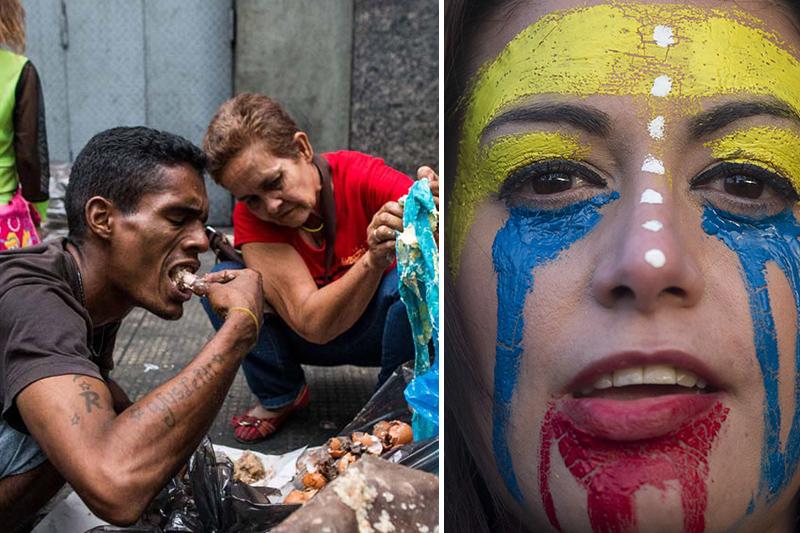 Composición Maduradas / Foto: Reuters / AFP /AP.