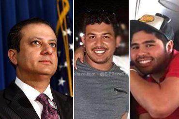 ¡HUNDIDOS! Fiscalía da nuevo golpe a las pretensiones de los narcosobrinos de hacer nuevo juicio