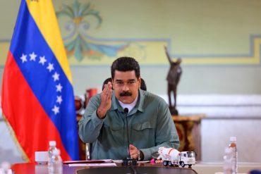 ¡ENTÉRENSE! Maduro anuncia que aprobará recursos para los gobernadores electos