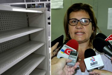 ¡CARA E' TABLA! Vicepresidencia de Planificación ante la ONU: Empresas son responsables de escasez en Venezuela