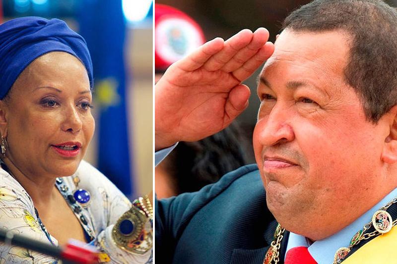 Composición Maduradas. Fotos: Chávez / Agencias - Córdoba / hoyvenezuela.info