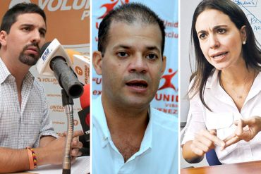 ¡POR INSERVIBLE! Partidos de la MUD piden que se detenga el diálogo