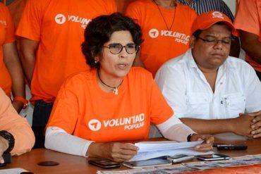 ¡MIRA LO QUE DIJO! Diputada María Gabriela Hernández rompió el silencio sobre su suspensión