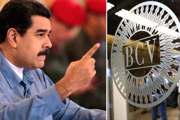 """¡EL MISMO CUENTO! Maduro sigue con el misterio: dijo que el presidente del BCV informará cómo consiguieron recursos para """"pagar más de la mitad"""" para ingresar al Covax"""