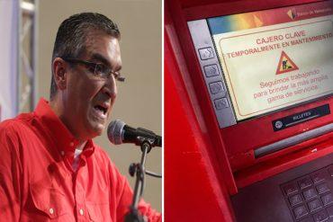 ¿LE CREEMOS? Pérez Abad: Los bancos están recibiendo los nuevos billetes del cono monetario (+Video)