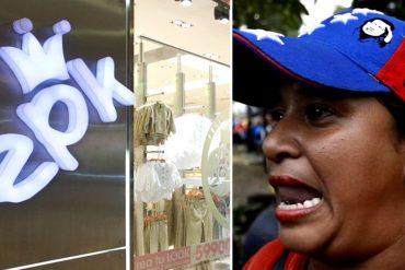 ¡IMPERDIBLE! La queja de esta chavista sobre las compras en EPK que desató la ira de los tuiteros