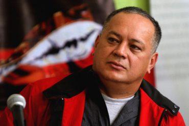 ¡EL PAÍS EN ALERTA! Diosdado Cabello podría ser el nuevo presidente de la Asamblea Nacional Constituyente