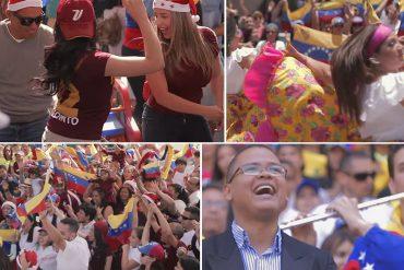 """¡HERMOSO! El mensaje navideño desde el exterior que le """"aguará el guarapo"""" a cualquier venezolano"""