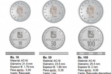 ¡TE LAS MOSTRAMOS! Estas son las nuevas monedas vigentes desde el 15D: ¿Para qué sirven?