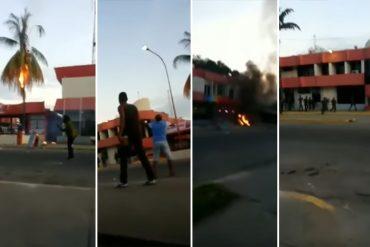 ¡A PLOMO LIMPIO! Fuerzas represivas del Estado dispararon a mansalva al pueblo de Guasdualito