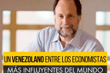 ¡MADURO SE RETUERCE! Ricardo Hausmann figura en lista de economistas más influyentes del mundo