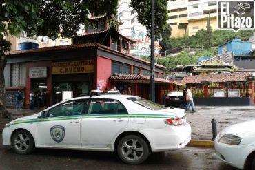 ¡EL COLMO! Delincuentes dejaron sin arroz a comercio chino en Caracas