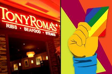 """¡ESTALLAN LAS REDES! El escándalo que se armó tras supuesto """"episodio homofóbico"""" en Tony Roma's"""