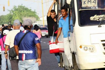 ¡DURO GOLPE AL BOLSILLO! El aumento que piden los transportistas desde abril